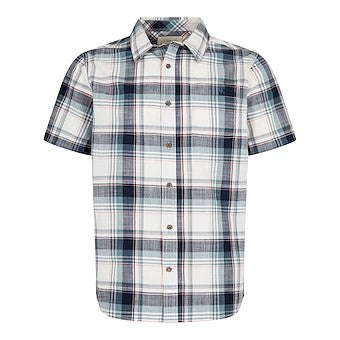 Weird Fish Modbury S/S Check Shirt