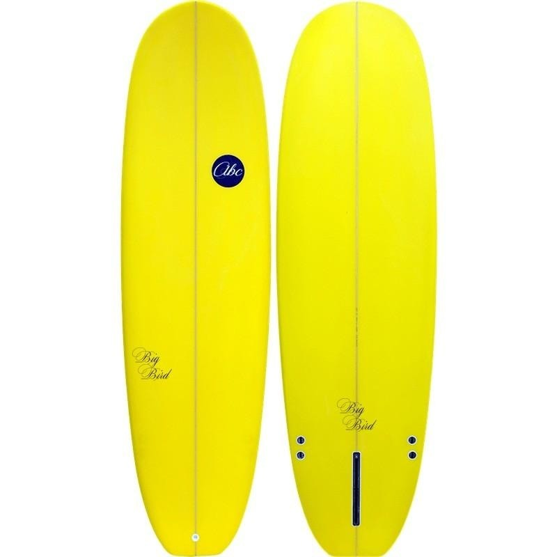 ABC Big Bird 7'2 inch Custom Fibreglass Surfboard