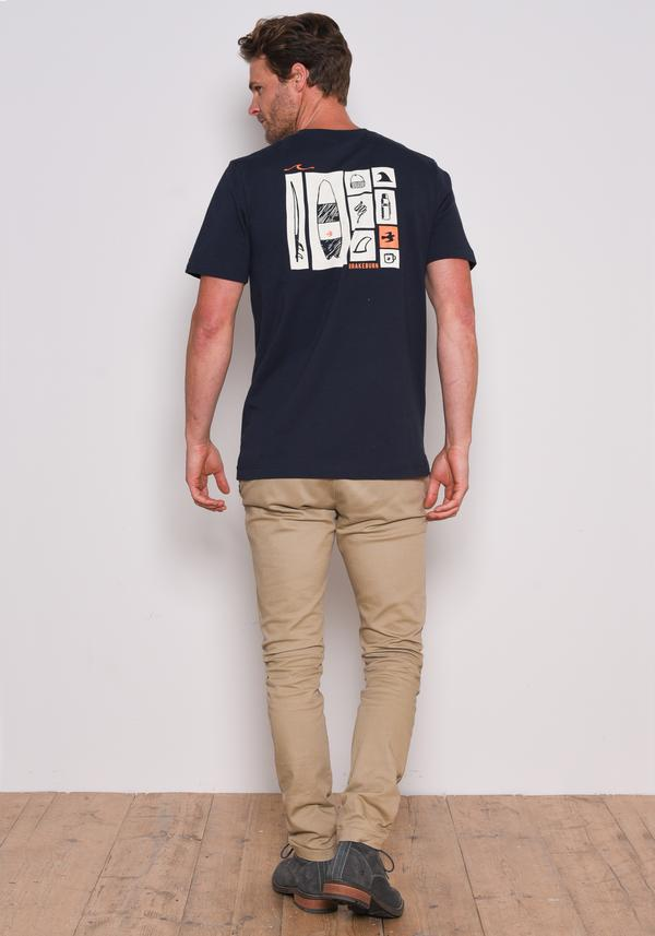 Brakeburn Surf Essentials Tee