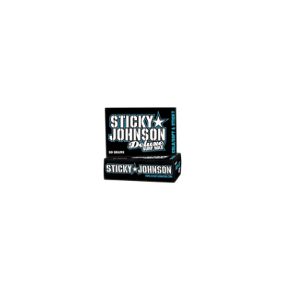 Sticky Johnson Deluxe Cold Water Surf Wax