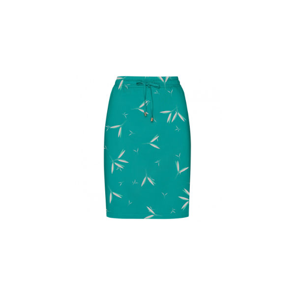 Greenbomb Summer Vibes Skirt Jungle Green