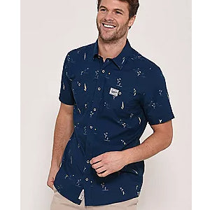 Breakburn Windsurfer Short Sleeve Shirt