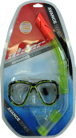Alder Advanced Design Snorkel Youth's