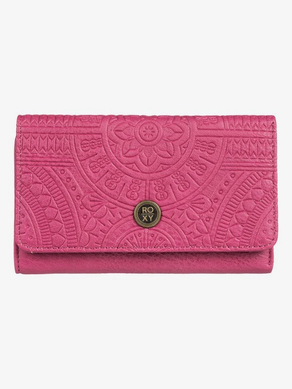 Roxy Crazy Diamond - Tri-Fold Wallet