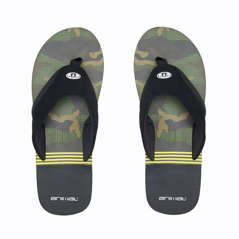 Animal Jekyl Swim Flip-Flop