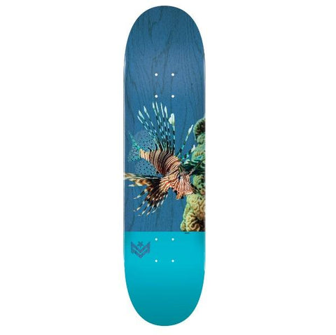 Mini Logo Deck Poison Lion Fish