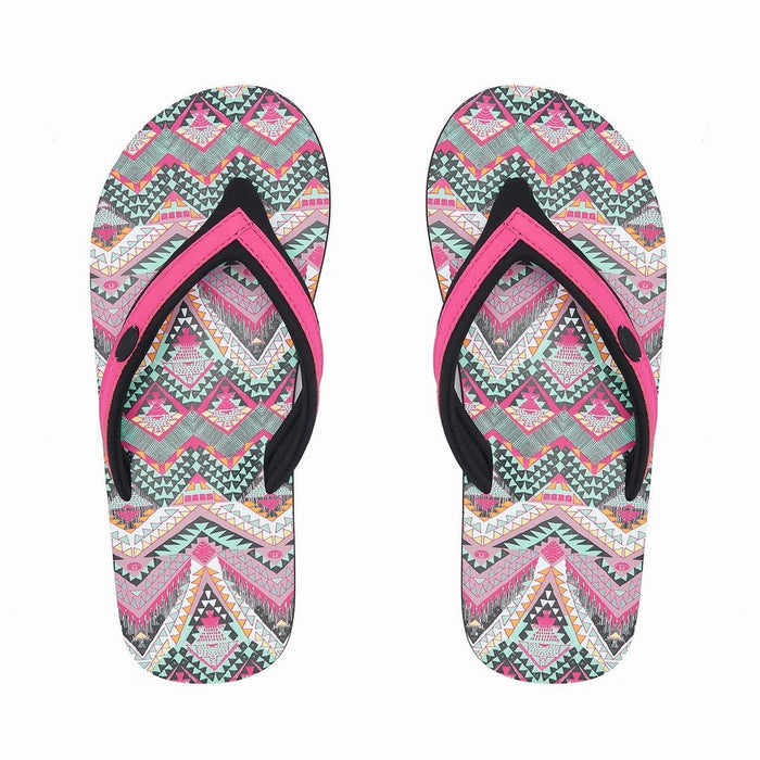 Animal Swish Slim AOP Flip-Flop