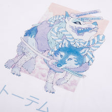 Load image into Gallery viewer, Inugami Oversized Tee - Totem Media