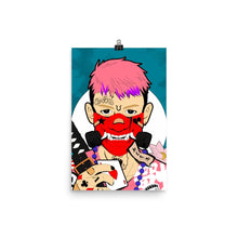 Load image into Gallery viewer, Lil peep Poster - Totem Media