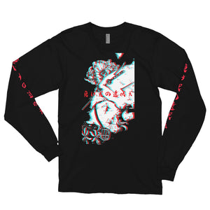 Howl of the Losing Dogs Long sleeve t-shirt - Totem Media