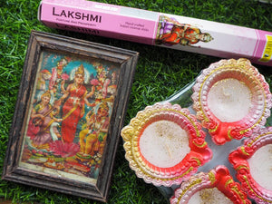 The Lakshmi Pooja Set
