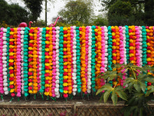 Load image into Gallery viewer, Artificial Decorative Marigold Garlands Strings