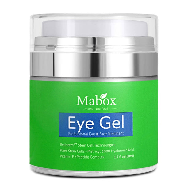 50ML Eye Gel Anti-Wrinkles Fine Lines Dark Circles Remover Puffiness and Bags