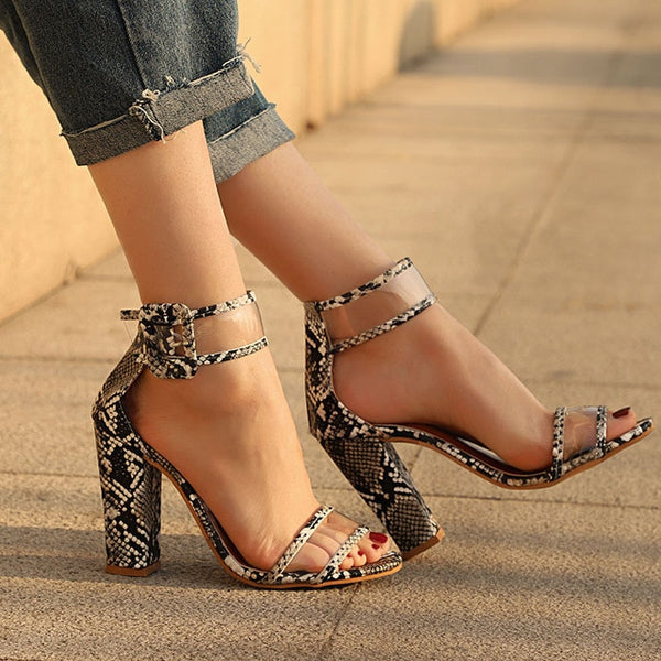 Women's High Heel Sandals