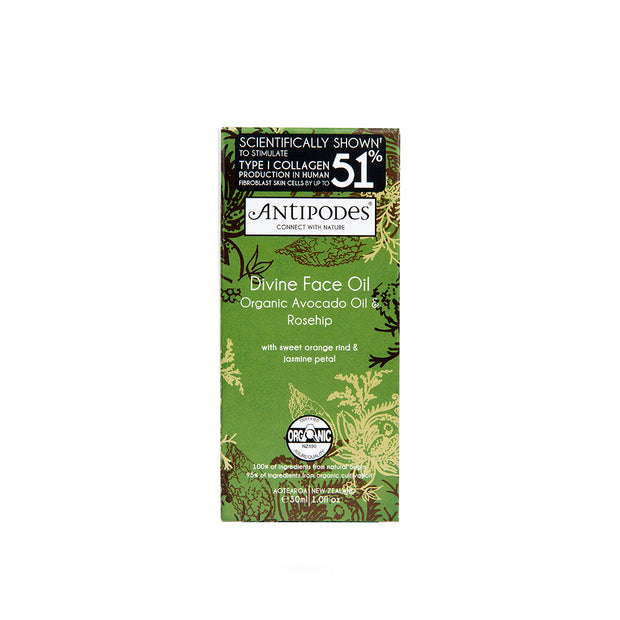 Antipodes Divine Face Oil 30ml