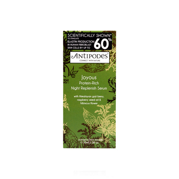 Antipodes Joyous Protein-Rich Night Replenish Serum 30 ml