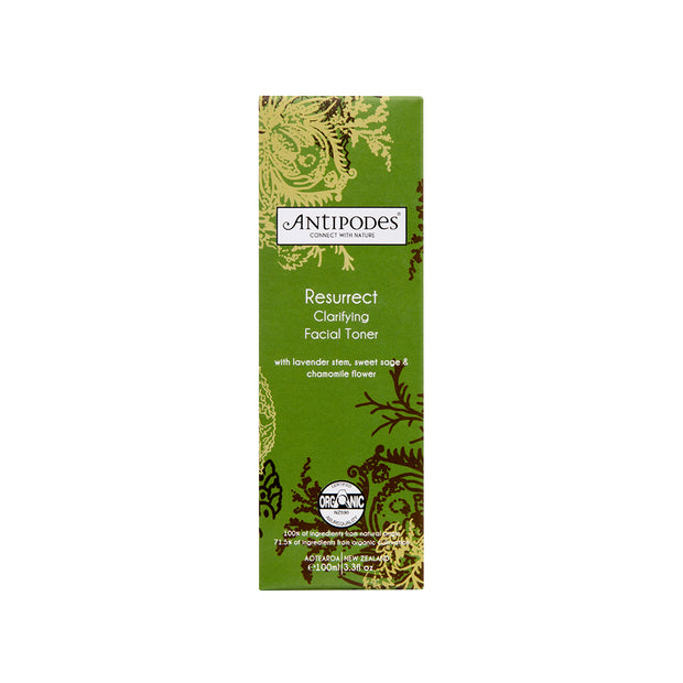 Antipodes Resurrect Clarifying Facial Toner 100 ml