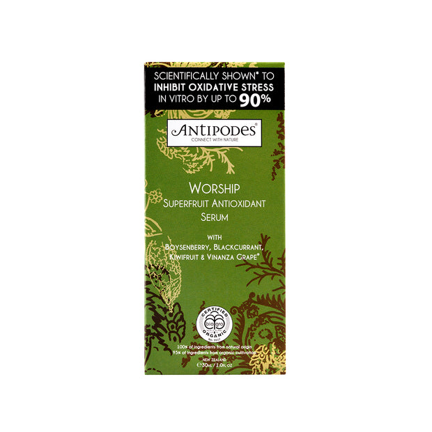Antipodes Worship Superfruit Antioxidant Serum 30ml