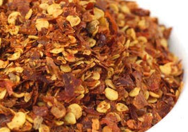 Red Pepper Flakes - www.spice-forlife.com
