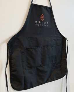 Spice For Life Apron - www.spice-forlife.com