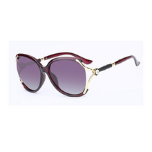 Load image into Gallery viewer, Large Frame Retro Sunglasses