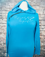 Perfectly imperfect T shirt  hoodie