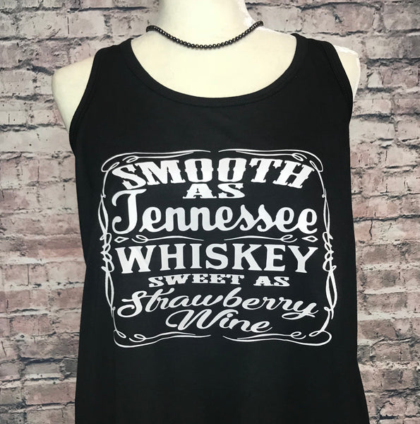 Tennessee whiskey Tank