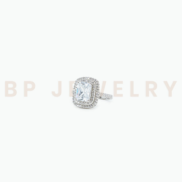 Ultimate Princess Cut Band - BERNA PECI JEWELRY