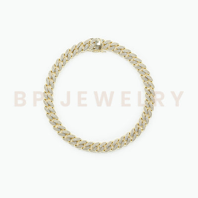 "New 14"" Gold Classic Cuban - BERNA PECI JEWELRY"