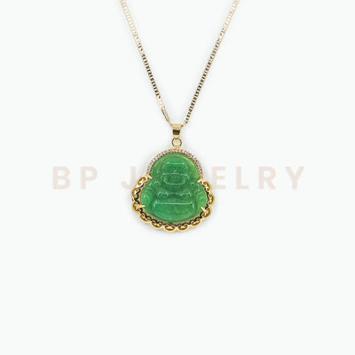 Large Ultimate Buddha Chain - BERNA PECI JEWELRY