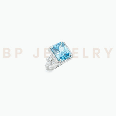 Sea Blue Crystal Band - BERNA PECI JEWELRY