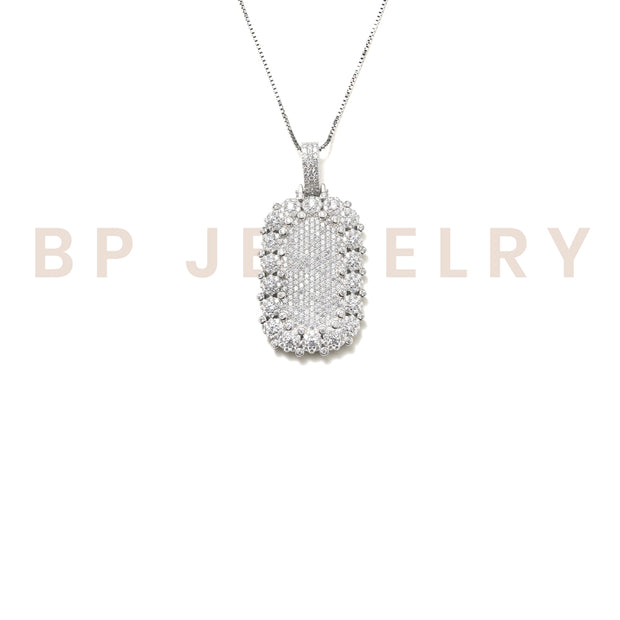 Silver Icy BP Chain - BERNA PECI JEWELRY