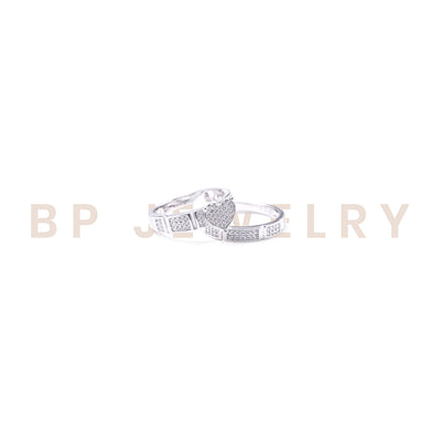 New Double Self Love Ring - BERNA PECI JEWELRY