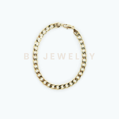 Contemporary Anklet - BERNA PECI JEWELRY