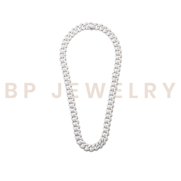 Diamond Cuban Link - BERNA PECI JEWELRY