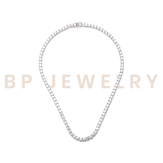 "16"" BP Tennis Chain - BERNA PECI JEWELRY"