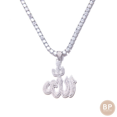 Icy Allah Set - BERNA PECI JEWELRY