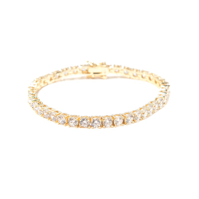 BP Day One Gold Diamond Bracelet - BERNA PECI JEWELRY