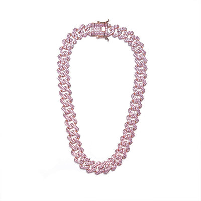 Barbie Pink Link The Second - BERNA PECI JEWELRY