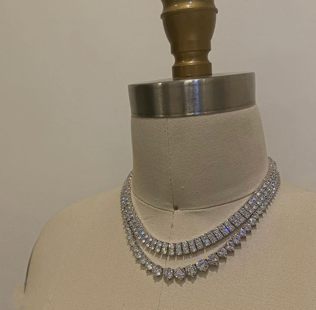 Icy Princess 925 Chain - BERNA PECI JEWELRY