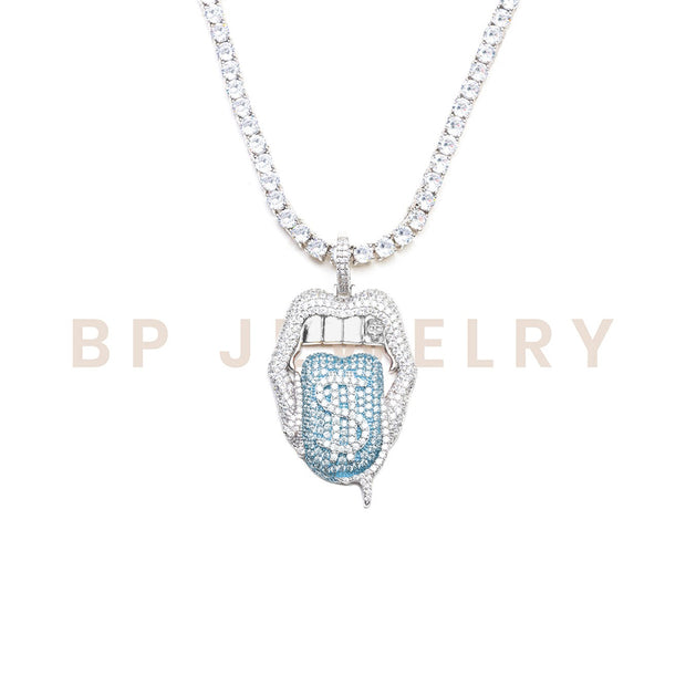 The Blue in My Bag Chain - BERNA PECI JEWELRY