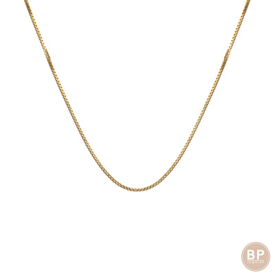 The Classic BP Rich Chain - BERNA PECI JEWELRY
