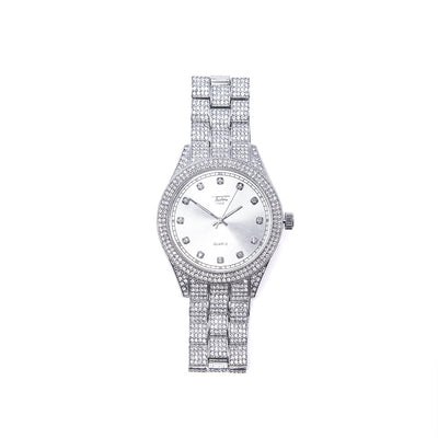 Classic Diamond Stone Watch - BERNA PECI JEWELRY
