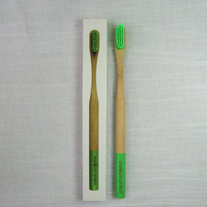 Straight up Boo Bamboo Toothbrush-Bamboo toothbrush-Straight Up Boo