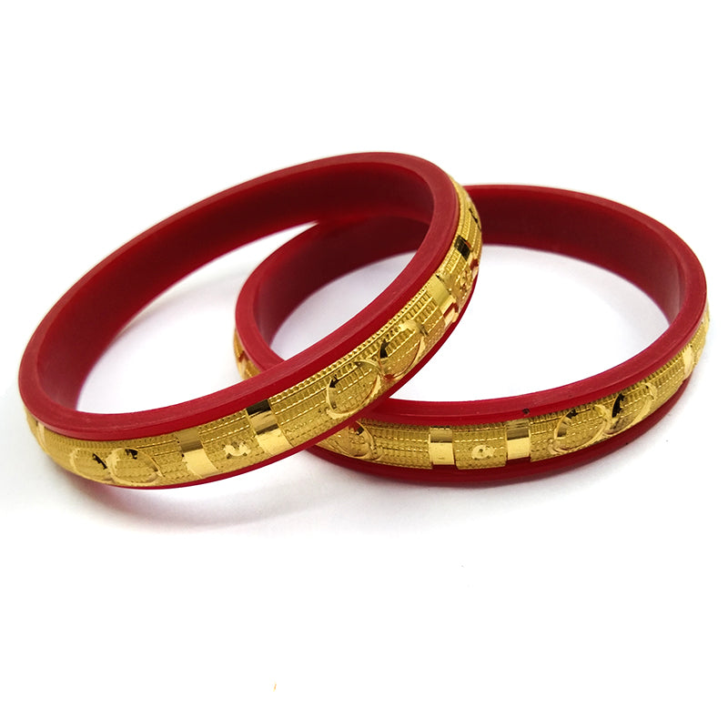 Gold Plated Bangle