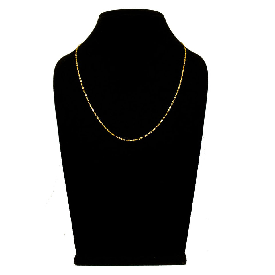 Gold Plated Forming Chain - Saiyoni.com