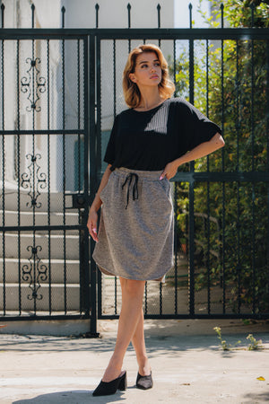 Vacation Skirt - Cream