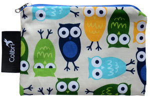 reusable snack bags - small