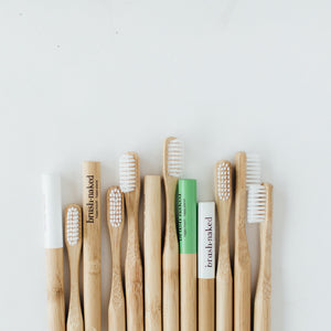 Plant Toothbrush - Adult