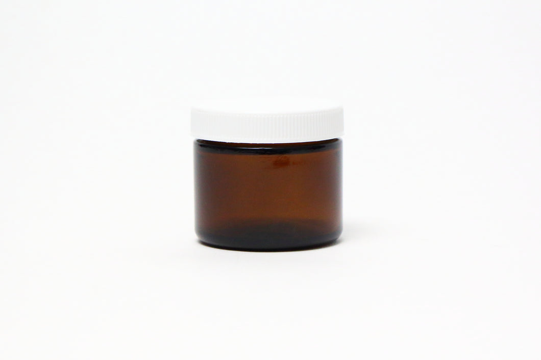 amber container - 60ml
